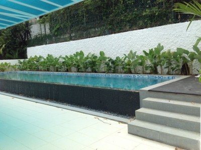 Barker Road Bungalow - Infinity Pool